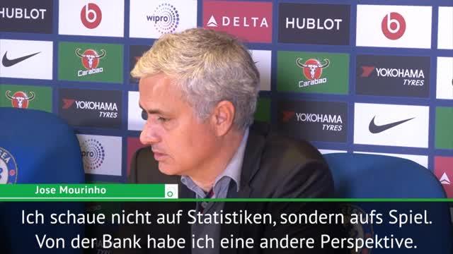 """Mourinho: """"Lukaku nicht an Statistik messen"""""""