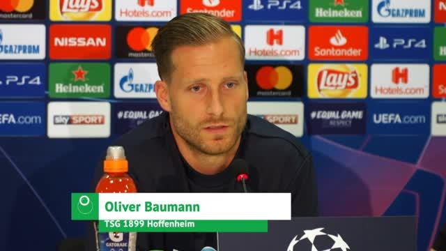 """Baumann: """"Bei Vogt-Ausfall gehe ich nach vorn"""""""