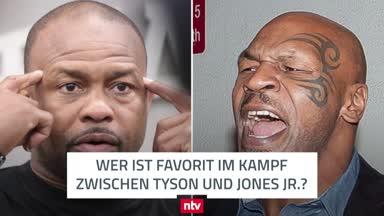Tyson vor Mega-Comeback: So stehen seine Chancen