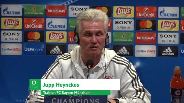 """Heynckes über Zukunft: """"Ich weiß, was ich tue"""""""