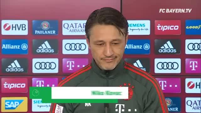 Kovac über Robben, Dortmund und DFB-Ausbootung