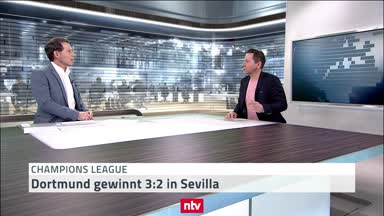 """""""Starke Leistung"""" des BVB - Haaland """"fantastisch"""""""