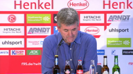"""Funkel: """"Beste Defensivleistung der Saison"""""""
