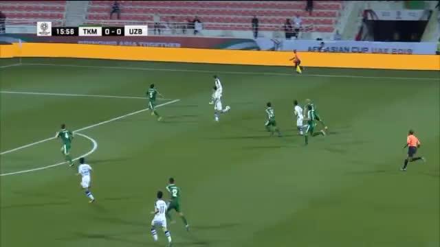 Asien-Cup: Usbekistan mit Schützenfest weiter