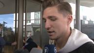 """DFB-Debütant Stark: """"Gehe mit Anspannung rein"""""""