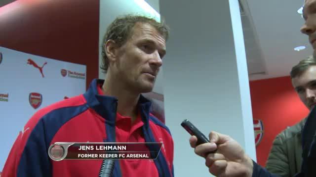 """Lehmann: """"Wenger einer der Größten"""""""