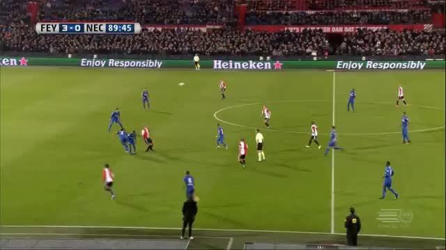 Sowas von Dreist! Tor-Klau bei Feyenoord