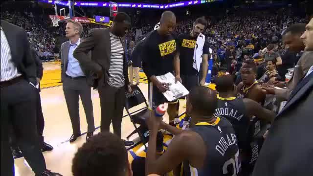 Curry und Co. coachen sich selbst zum Sieg
