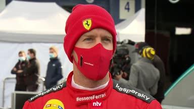 Nürburgring: Das sagt Vettel zum Qualifying