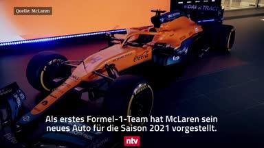 McLaren macht den Anfang! So sieht der neue Renner aus