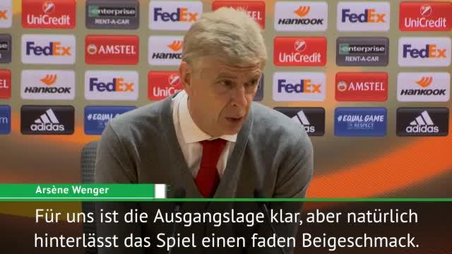 Wenger: Hätten Finale klar machen können!