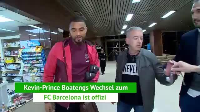 Boateng bei Barca: Der Prince von Nou Camp
