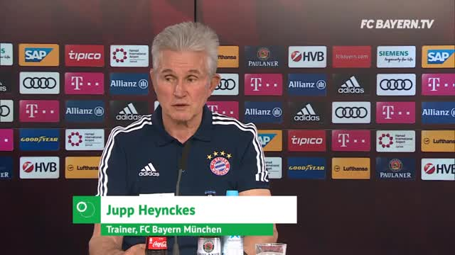 """Heynckes warnt: """"Auftakt, der es in sich hat"""""""