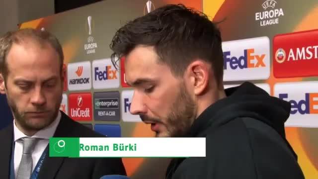 """Bürki nach Aus: """"Haben alles vermissen lassen"""""""