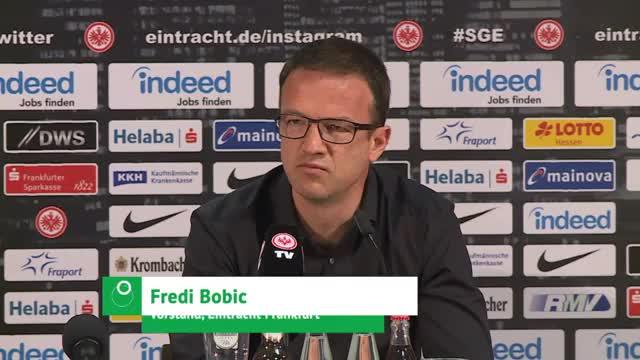 """Bobic tobt: Bayern-Vorgehen """"respektlos"""""""
