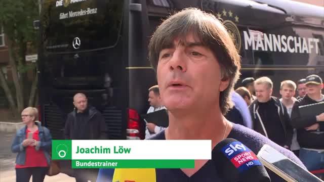 Löw über den FC Bayern, die Niederlande und Uth