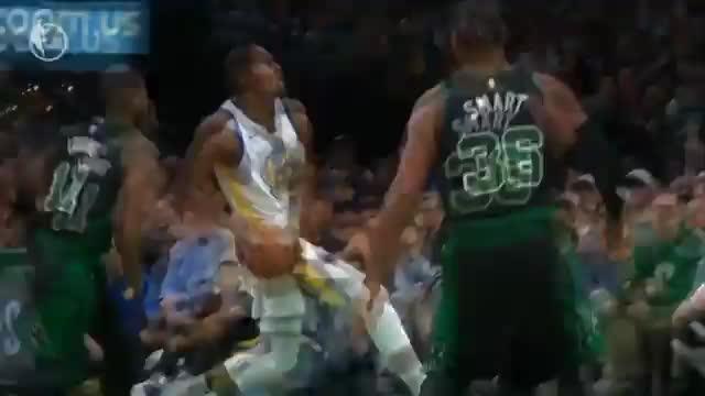 Zehnter Sieg in Folge! Dubs schlagen Celtics