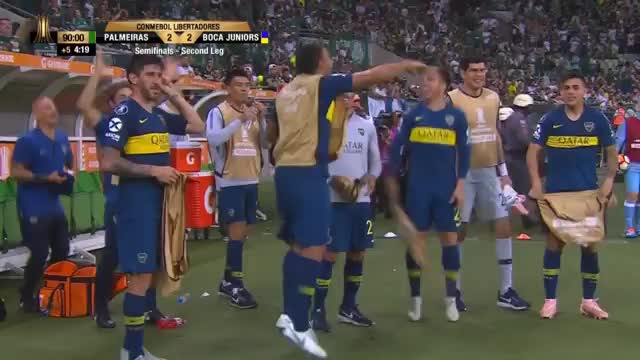 Copa Libertadores: Boca macht Traumfinale klar