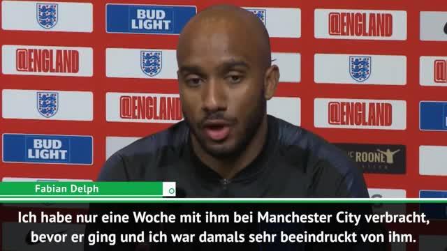 """Delph schwärmt: """"Sancho kann alles erreichen"""""""
