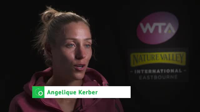 """Kerber heiß auf Wimbledon: """"Wird ganz besonders"""""""