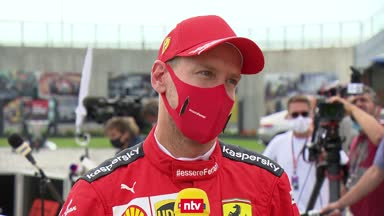 """Vettel völlig ratlos: """"Mehr kann ich im Moment nicht machen"""""""