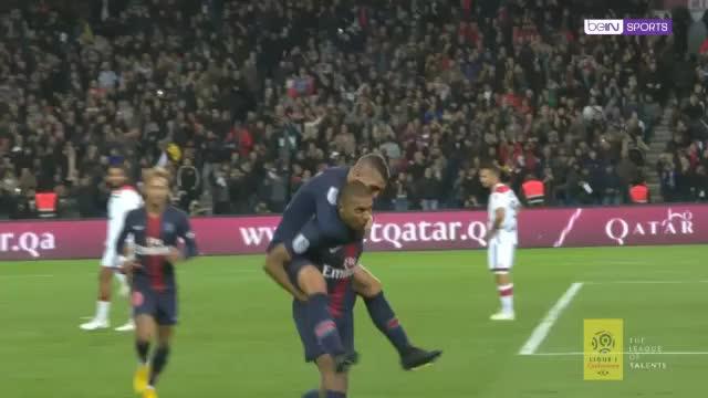 Mbappé führt Team der Woche in der Ligue 1 an