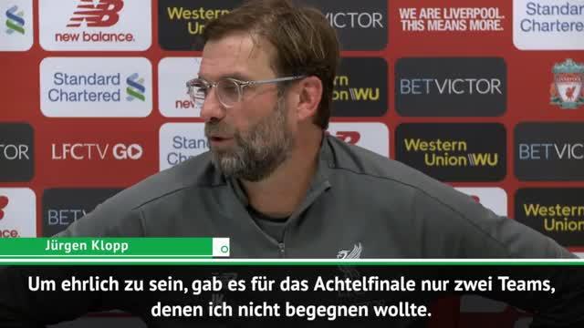 """Klopp heiß auf Bayern: """"Sie sind schlagbar!"""""""