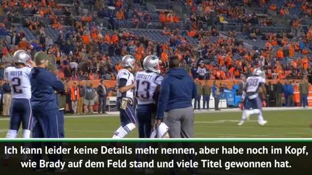 Goff: Bin mit Bradys Super Bowls aufgewachsen