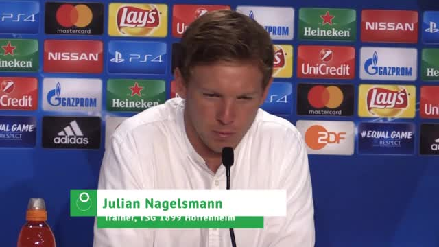 """Nagelsmann: Heim? Auswärts? """"Tamtam"""""""