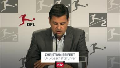 Die DFL präsentiert das Ergebnis des Rechte-Pokers