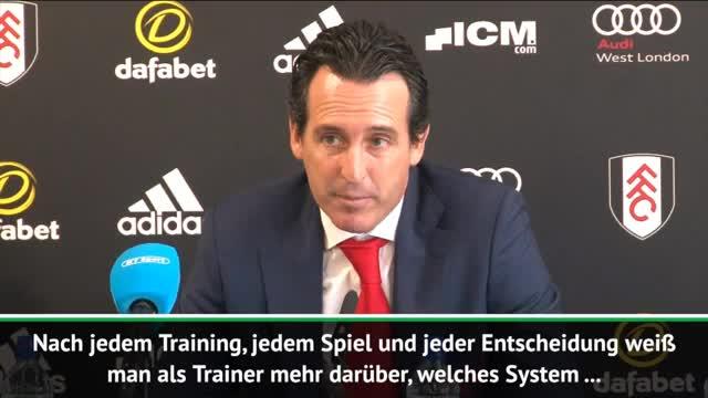"""Emery nach 5:1-Gala: """"Wichtige Erkenntnisse"""""""