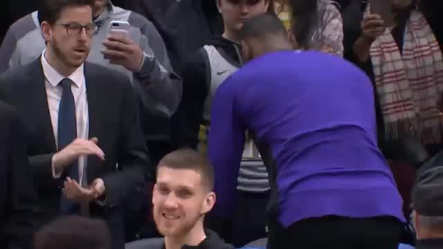 LeBron überragt bei Rückkehr nach Cleveland