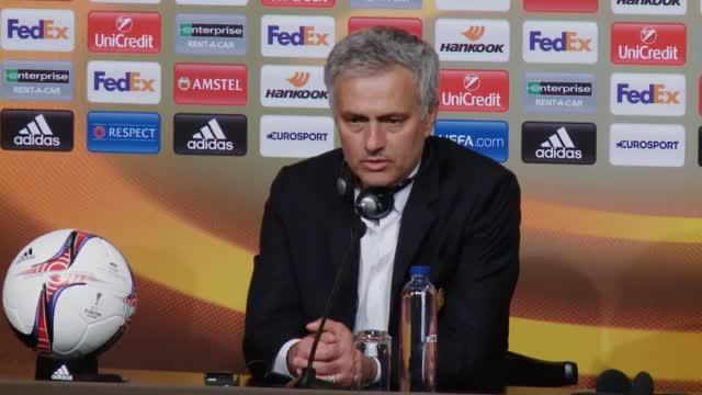 Mourinho: Pokal für Leben der Opfer eintauschen