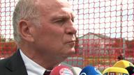 Bayern-Bosse zum Pokal-Kracher gegen Leipzig