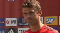 Rollentausch! Müller interviewt sich selbst