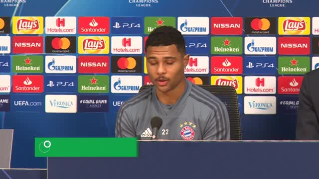 "Ajax-Talente zum FCB? Gnabry: ""Das wäre schön"""