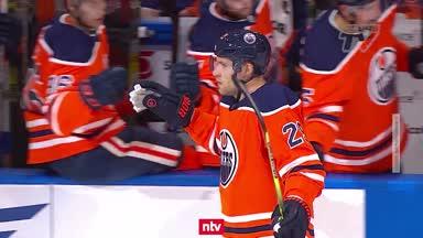 Draisaitl will den NHL-Titel