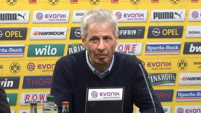 "Kann man Dortmund knacken? Favre: ""Ja"""