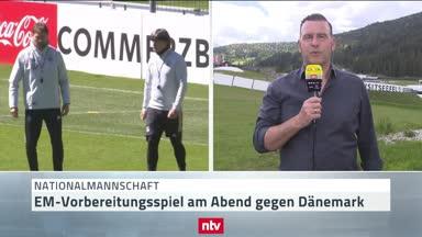 So ist die Personallage beim DFB-Team