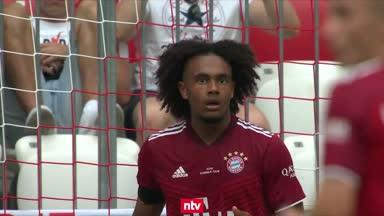 Im Video: FC Bayern erneut ohne Sieg in der Vorbereitung