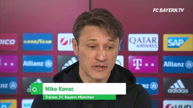 Kovac: Nach Freiburg? Keine Flaschen geworfen!