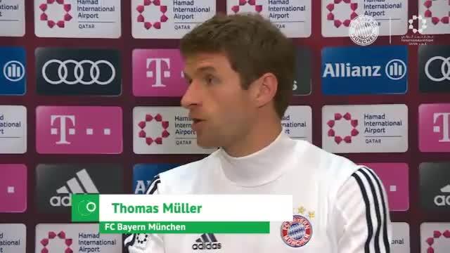 """Müller: Besiktas-Duell? """"Wird sehr intensiv"""""""