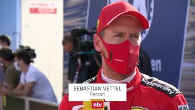 """Vettel konsterniert: """"Freue mich nicht aufs Rennen"""""""
