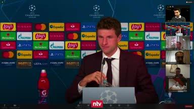 Das sagt Thomas Müller vor dem Moskau-Spiel