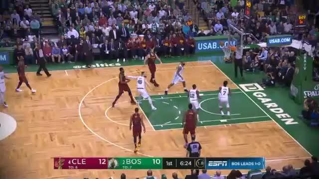 Trotz LeBron-Gala: Celtics holen auch Spiel 2