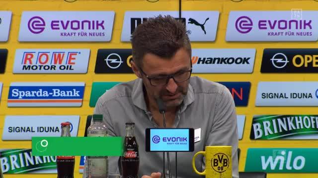 """Köllner zu 0:7-Debakel: """"Eine drüber bekommen"""""""