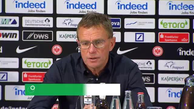 "Rangnick zufrieden: ""Gerechtes Unentschieden"""