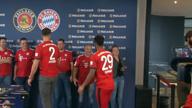 Bayern-Stars kickern sich BVB-Frust weg