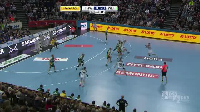 Handball: Auswahl zum Tor des Monats Februar