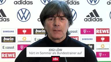 """Löw über Rücktritt: """"15 Jahre sind eine lange Zeit ..."""""""
